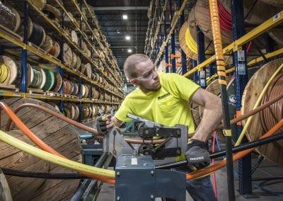 electrician heavy duty industrial