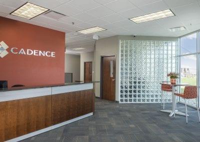 Cadence lobby