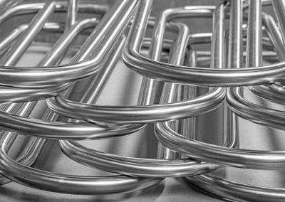 industrial product steel tube bending