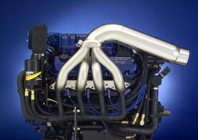 large product chrome engine