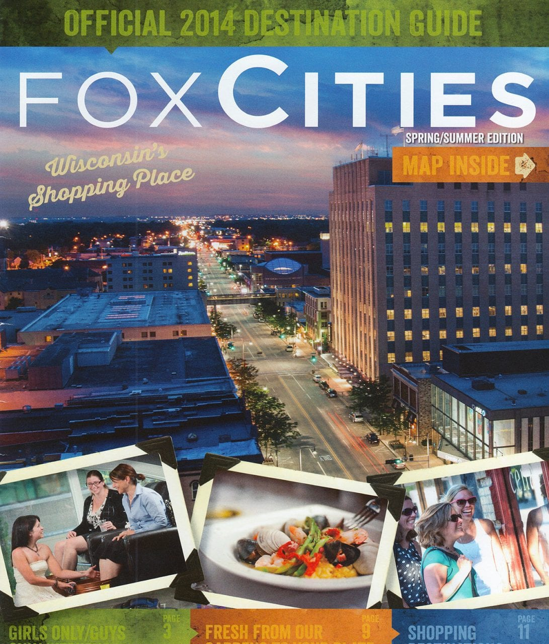 Fox Cities Visitors Guide